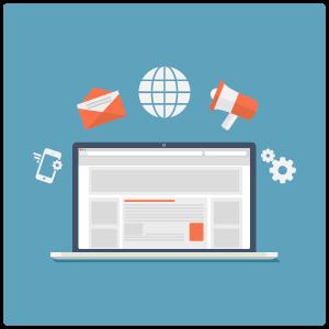 Como ser encontrado na internet Site e Blog